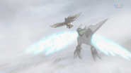 Green Army Skarmory Steel Wing