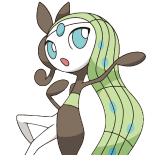 Meloetta Red Shoes