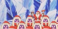 Santa's Jynx
