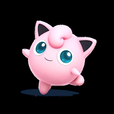 File:Jigglypuff (Super Smash Bros. for 3DS - Wii U Artwork).png