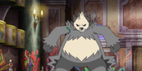 Mantle's Pangoro