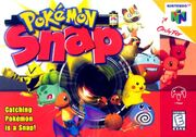 Pokémon Snap Cover