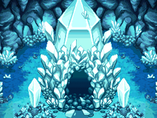 Crystal Crossing
