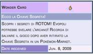 Italian Rotom