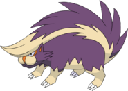 435Skuntank DP anime