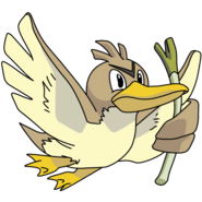 083Farfetch'd OS anime 2