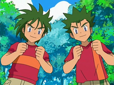 Ryan and Bryan