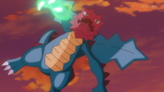 Aliana Druddigon Dragon Claw