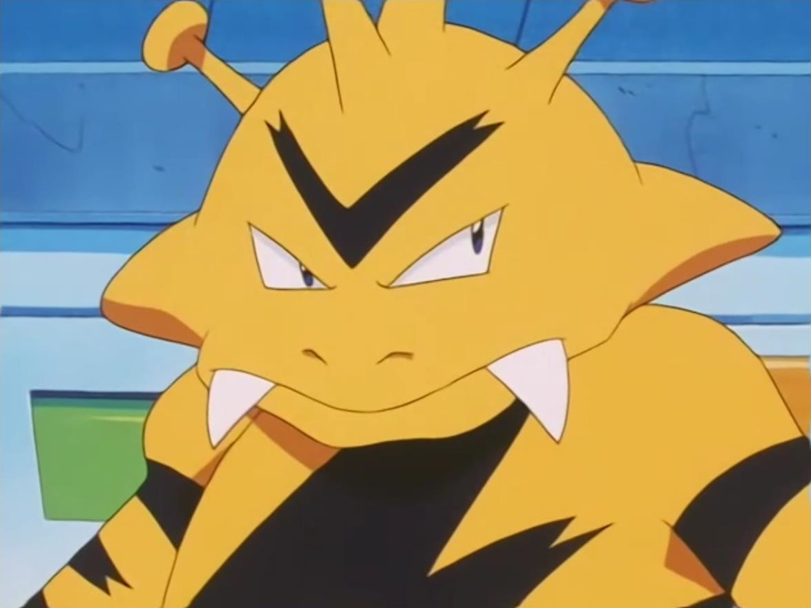 Head of Security Electabuzz