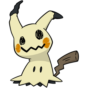 Image result for mimikyu