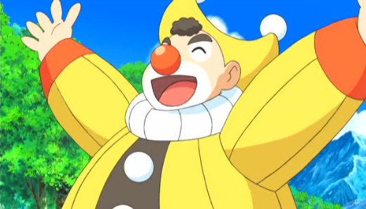 File:Clown anime.png