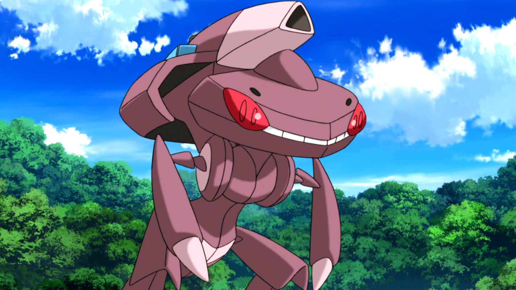 Douse Drive Genesect