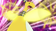 Train crew Ampharos ThunderPunch