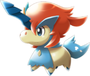 647Keldeo Pokemon Rumble U