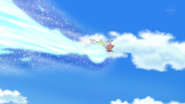 Shaymin Air Slash