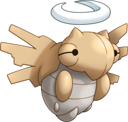 File:292Shedinja Pokemon Mystery Dungeon Explorers of Sky.png
