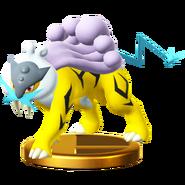 Raikou trophy SSBWU