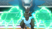 Alain Mega Charizard X Dragon Claw