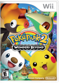 PokéPark 2 Wonders Beyond box