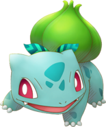 001Bulbasaur Pokémon Super Mystery Dungeon