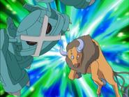 Ash Tauros Horn Attack
