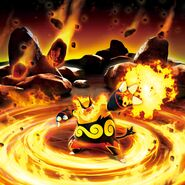 Emboar Black & White