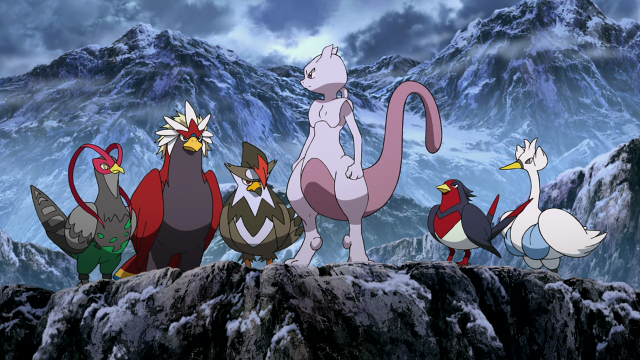 Image Mewtwo And Flying Types Png Pok 233 Mon Wiki