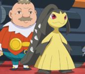 Count Pump Mawile