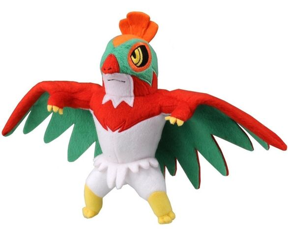 File:Hawlucha Takaratomy Plush.JPG