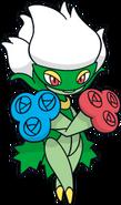 Roserade - #407 - Serebii.net Pokédex