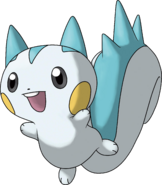 417Pachirisu Pokemon Ranger Shadows of Almia