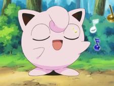 Lisa Jigglypuff Sing