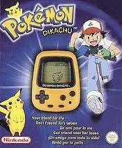 Pokemon Pikachu box