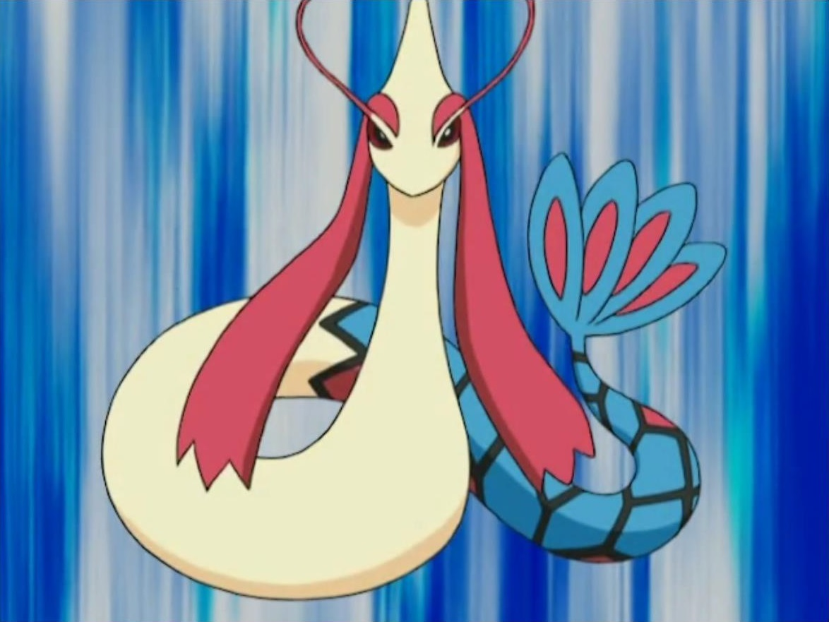 Dream Johanna S Milotic Pok 233 Mon Wiki Fandom Powered By Wikia