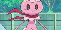 Halsey's Frillish (female)