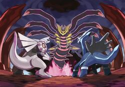 Legendary Dragon Trio Generation 4
