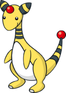 181Ampharos Dream