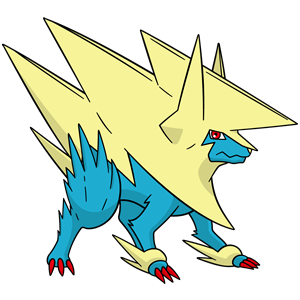 File:310Manectric Mega Dream.png