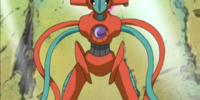 Deoxys (anime)