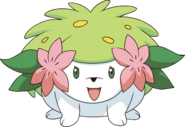 492Shaymin Land Forme DP anime 4