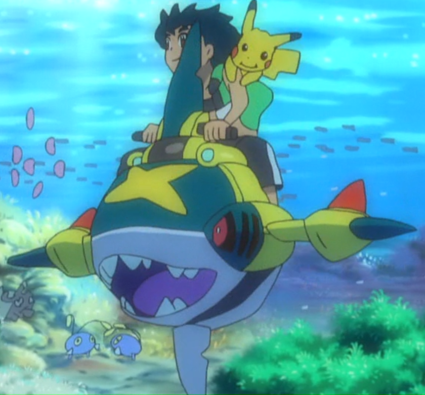 Pok 233 Ride S Sharpedo Pok 233 Mon Wiki Fandom Powered By Wikia