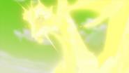 Mirror Ash Pikachu Thunderbolt