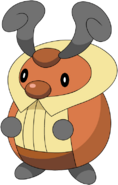 401Kricketot DP anime