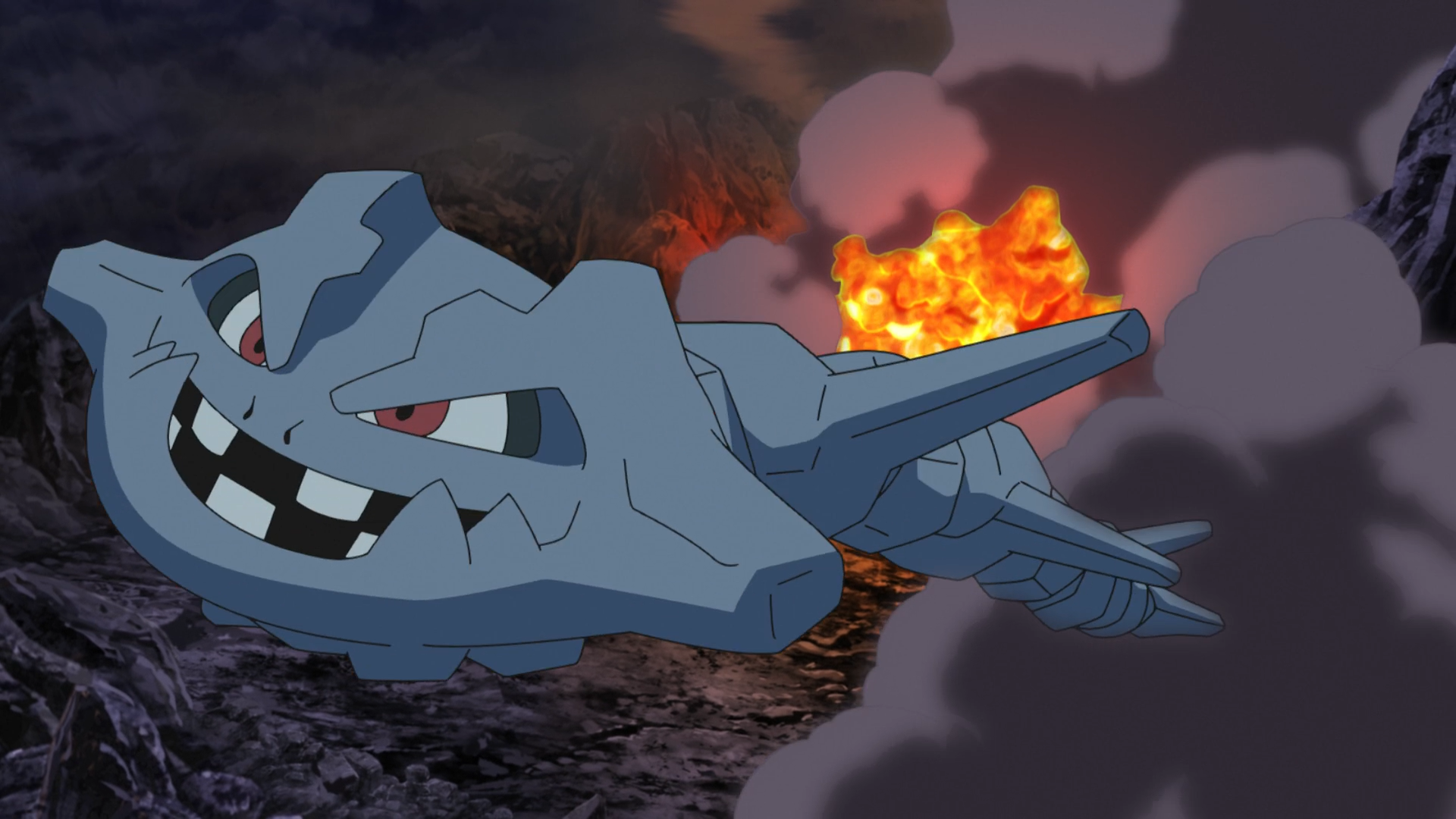 Brock's Steelix | Pokémon Wiki | Fandom powered by Wikia