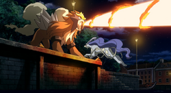 Entei Overheat