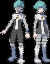 Team Galactic Grunts