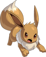 133Eevee Pokemon Conquest