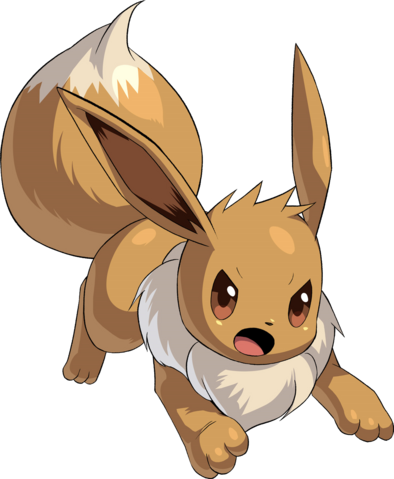 File:133Eevee Pokemon Conquest.png