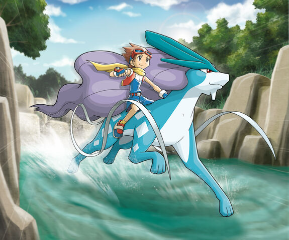File:Riding Suicune - Pokemon Ranger Guardian Signs.jpg