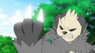 Pangoro Slash